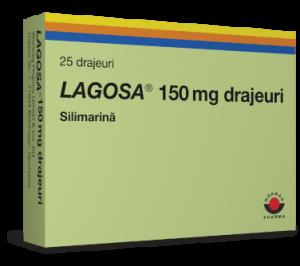 Lagosa® 150 mg drajeuri